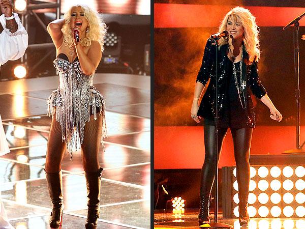 Shakira Voice Style