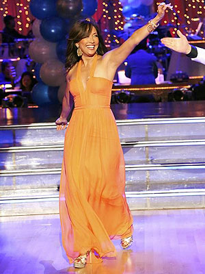 Carrie Ann Inaba DWTS outfit