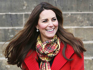 Does This Doll Look Anything Like the Duchess of Cambridge?