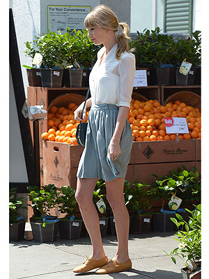 Taylor Swift skirt