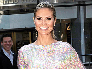 Tabatha's Takeover: Why Is Heidi Klum's Dress Reminding Me of the Clearance Bin?