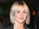 Have You Seen Julianne Hough's Sassy New Platinum Crop?