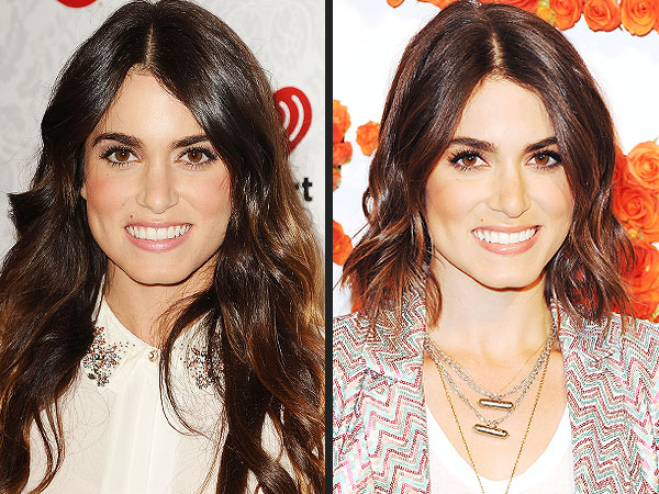 NIKKI REED HAIRCUT
