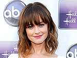 Alexis Bledel Shows Off Her New Engagement Ring