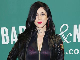 Style Rx: Kat Von D, Your Jumpsuit Is Giving Us a Sympathy Wedgie