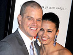 Matt Damon's Vow Renewal Ceremony: What the Bride Wore