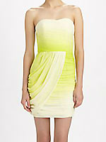 Erin by Erin Fetherston yellow dress