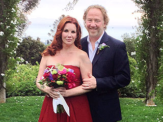 Melissa Gilbert: I'll Definitely Wear My Red Wedding Dress Again!