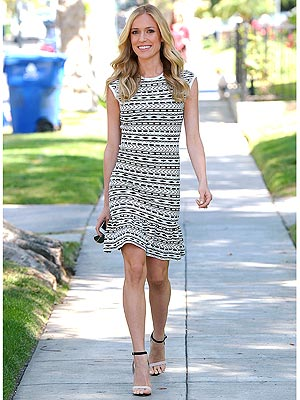 Kristin Cavallari Dress