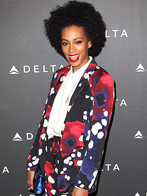 Solange Mother's Day