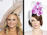 Hats Off to Three Of Our Favorite Kentucky Derby Looks | Coco Rocha, Lauren Conrad, Miranda Lambert