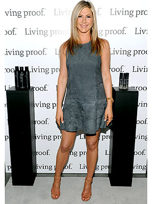 Jennifer Aniston hair, Living Proof