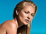 PHOTOS: Kate Moss Gets Naked For Her Newest Gig