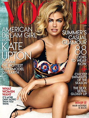 Kate Upton Vogue