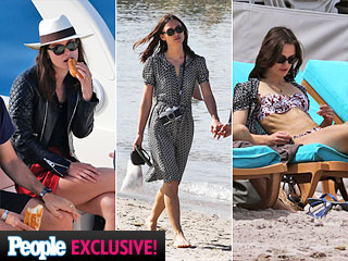 All About Keira Knightley's Chic Honeymoon Style