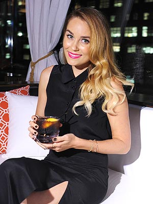 Lauren Conrad parties