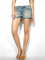 Levis Jean Shorts