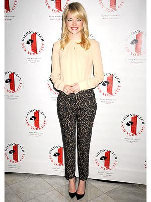 Emma Stone pants
