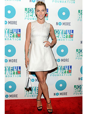 julianne hough 300x400 This Weeks Best Dressed Star: Julianne Hough. Wait, Where Was Kerry Washington?