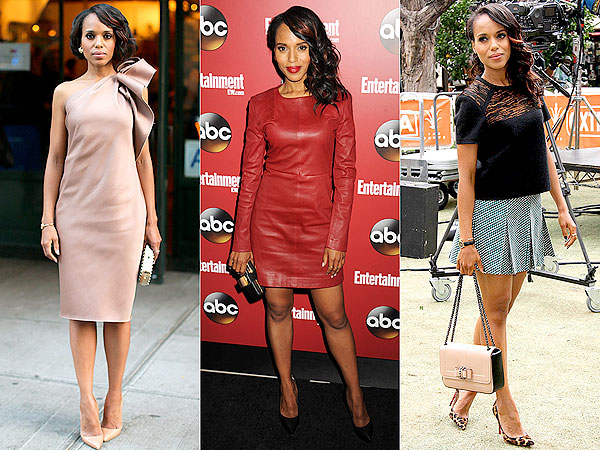 Kerry Washington Scandal style