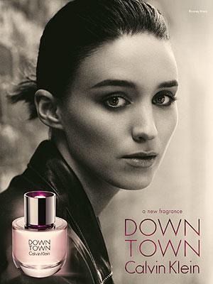 Rooney Mara Calvin Klein ad fragrance