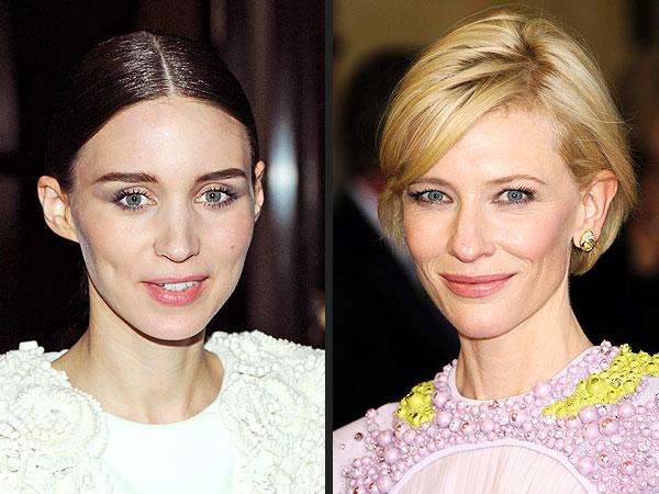 Rooney Mara Cate Blanchett fragrance