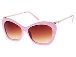 Asos pink sunglasses