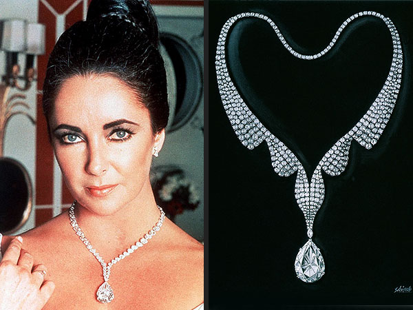 Harry Winston Elizabeth Taylor diamond