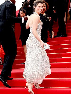 Jessica Biel Cannes 2013