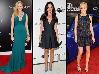 Red Carpet Trend Report: What, Exactly, Is 'Style Suicide by Sequin?'