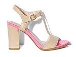 Vince Camuto neon heels
