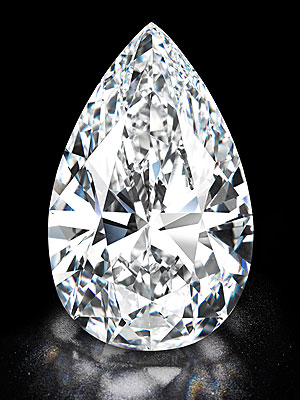 Harry Winston Legacy Diamond