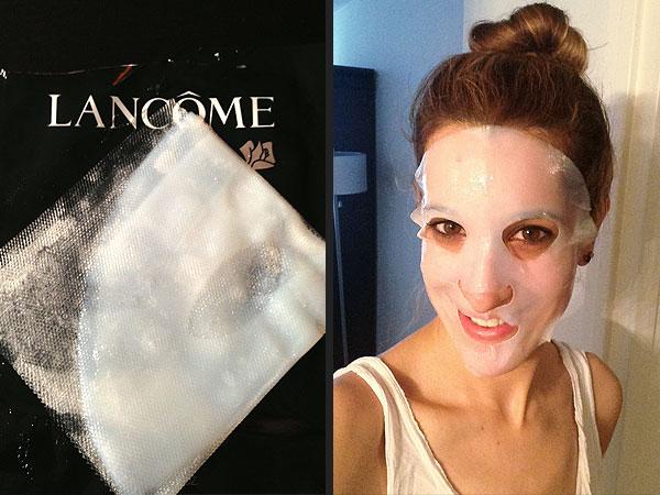 Lancome Genifique Anti-Aging Mask