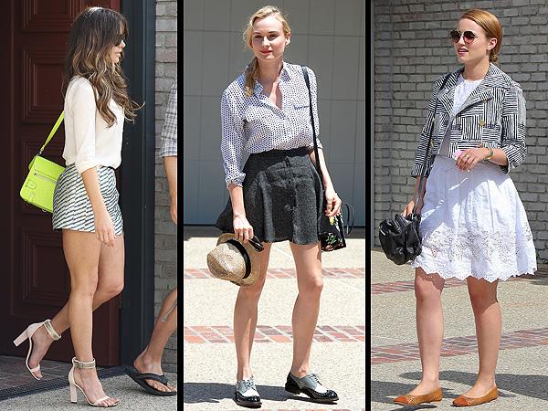 Diane Kruger outfits