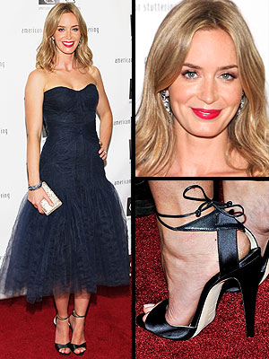 Emily Blunt style