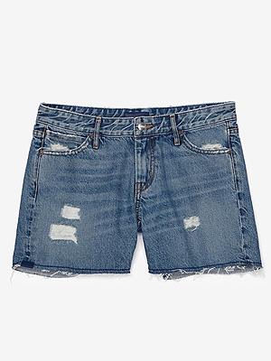 Koral jean shorts