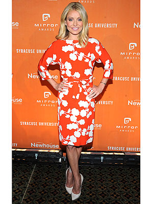 Kelly Ripa dress