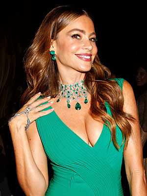 Sofia Vergara hair, beauty