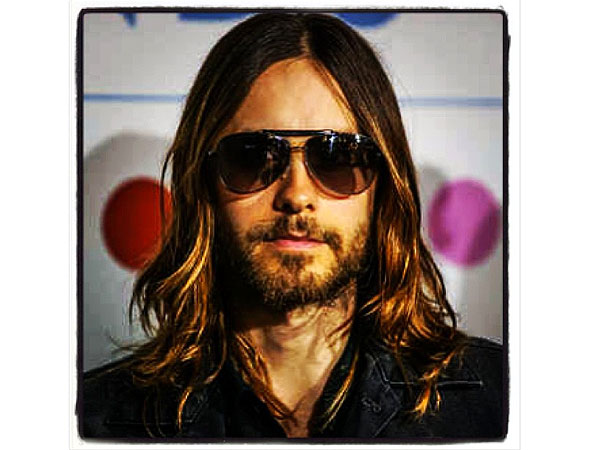 Jared Leto hair