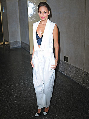 Nicole Richie style