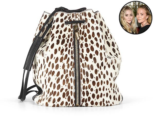 Mary Kate and Ashley Olsen Elizabeth and James handbags