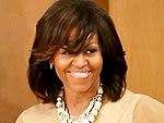 Chic Clicks: Michelle Obama's Latest Bang Style Sparks Buzz; Plus: Robert Pattinson Makes Out in New Dior Spot