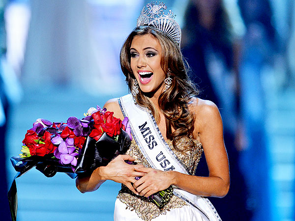 Miss USA winner