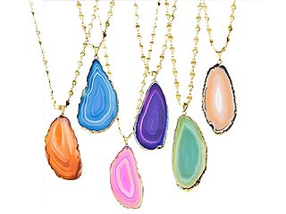 Alexandra Beth necklaces