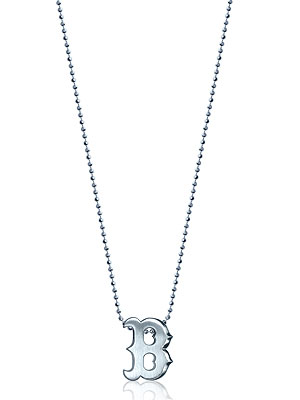Alex Woo initial necklace