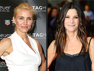 Is Cameron Diaz Right for Miss Hannigan Role in Annie Remake? | Cameron Diaz, Sandra Bullock