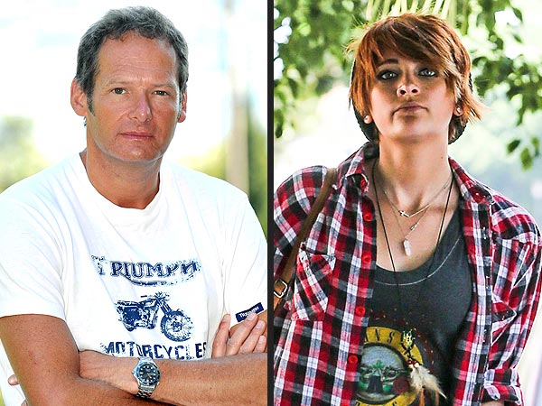 Paris Jackson's Godfather Mark Lester: 'She's Okay'