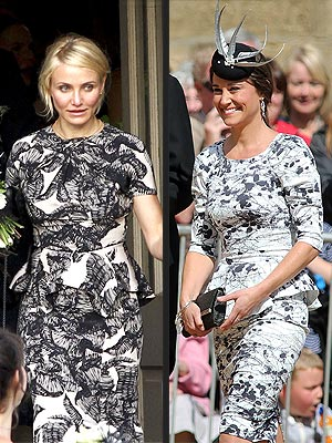 Pippa Middleton dresses
