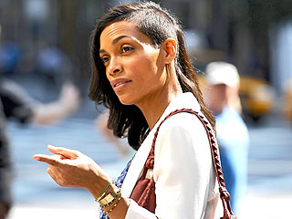 What Do You Think of Rosario Dawson's Half-Shaved Head?