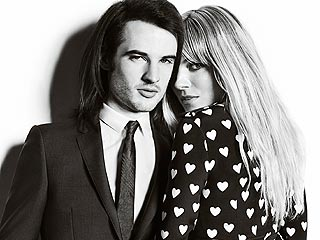 FIRST LOOK: Sienna Miller and Tom Sturridge's Super-Sexy Ads for Burberry